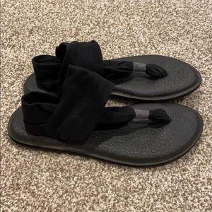 Women's Sanuk Sandals size 8